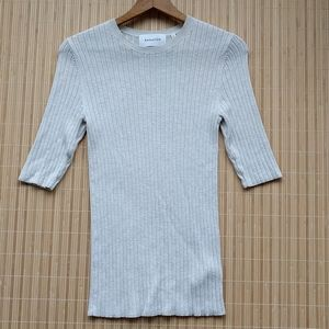 Babaton short sleeve top